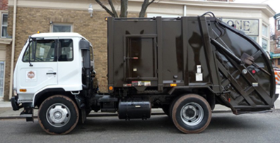 Philly Compost Truck