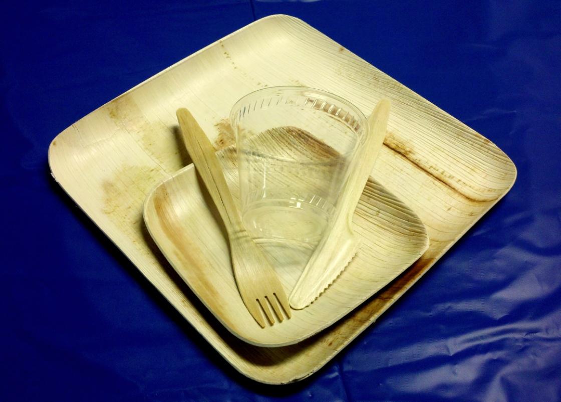 plate2. VerTerra compostable dinnerware ... & January | 2013 | philadelphiacateringblog
