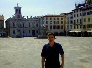 My Son A.J. in Udine