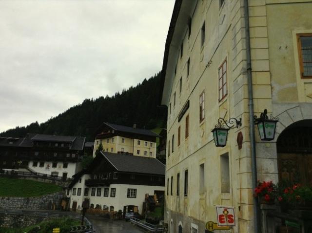Austrian Village Tyrol Valley