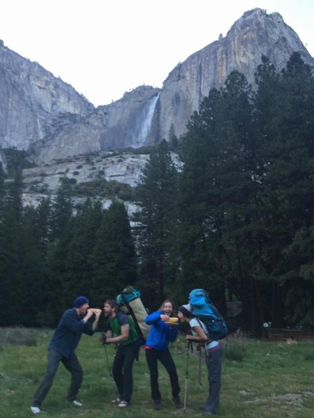 Putting Some Yo! in Yosemite